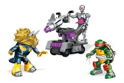Turtle Dacheinsatz MEGA BLOCKS Teenage Mutant Ninja Turtles DPF64