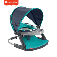REPLACEMENT PAD ONLY Fisher-Price Sit-Me-Up Floor Seat with Tray