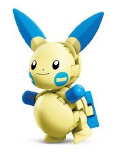 Mega Construx™ Pokémon™ Minun Micro Action Figure