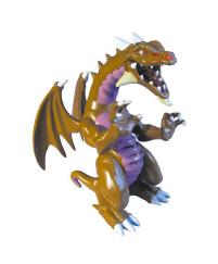 "1996 Yugioh Series 3 2/"" Thousand Dragon Mini Action Figure Mattel B1084"