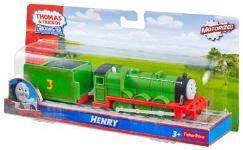 Fisher-Price Thomas /& Friends TrackMaster Motorized Henry Engine