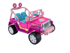 barbie jammin jeep - (cbf64)  mattel & fisher-price customer service - mattel, inc.