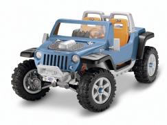 Ultimate Terrain Traction Jeep Hurricane