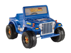 Hot Wheels Jeep Blitz W6199