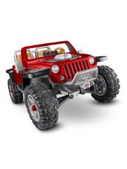 Power Wheels Jeep Hurricane Tru