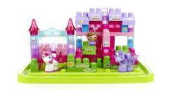 First Builders™ Lil' Princess Twinkle Unicorn Castle