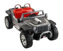 Power Wheels Jeep Hurricane X6645