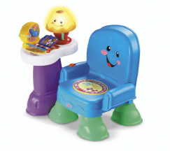 Mattel and fisher price consumer relations support center for Chaise musicale