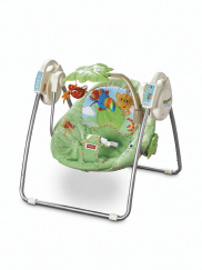 fisher price cradle swing manual